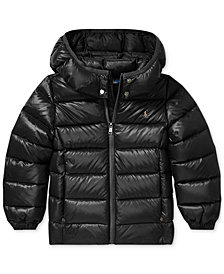 Polo Ralph Lauren Little Girls Down Jacket
