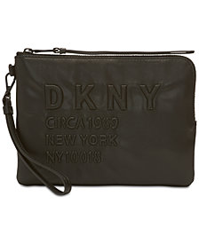 DKNY 10018  Large Wristlet, Created for Macy's