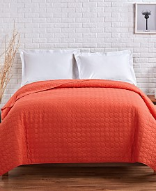 VCNY Home Jackson Full/Queen Embossed Quilt