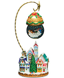 Christopher Radko Christmas Village Snowglobe