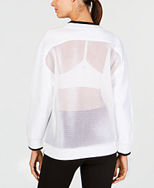 Puma Chase Sheer-Back T-Shirt