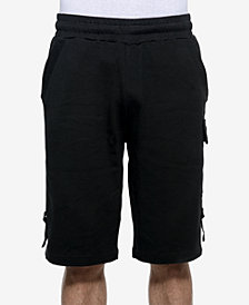 Sean John Men's Knit Flight Shorts