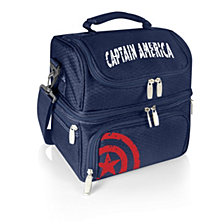 Picnic Time Captain America - Pranzo Lunch Tote