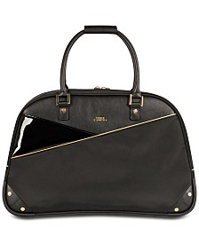 "CLOSEOUT! Vince Camuto Harrlee 20"" Bowler Bag"
