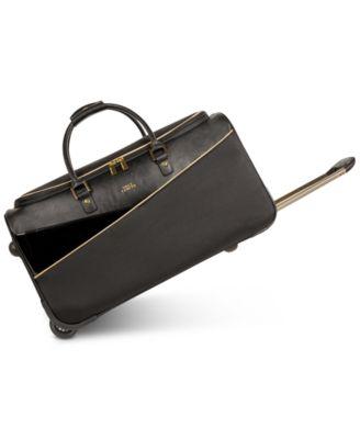 """Harrlee 22"""" Wheeled Duffel Bag"""