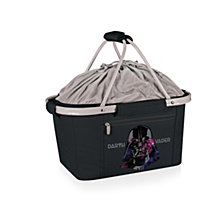 Picnic Time Star Wars Darth Vader Metro Basket Collapsible Cooler Tote