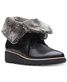 Clarks Collection Women's Sharon Pearl Booties