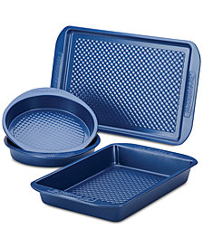 Farberware Colorvive 4-Pc. Non-Stick Bakeware Set