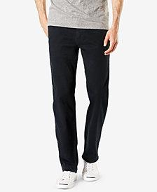 Dockers Men's Alpha Jean-Cut Straight-Fit Khaki Pants D2
