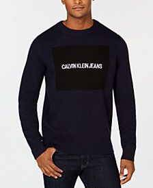 Calvin Klein Jeans Men's Logo Sweater