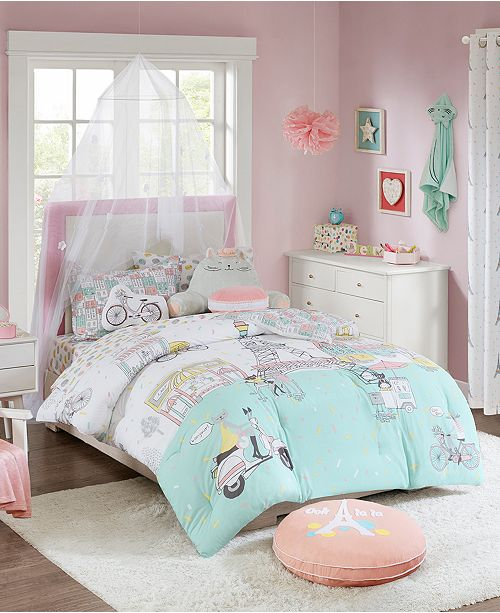 JLA Home Minette Bedding Collection, Created for Macy's