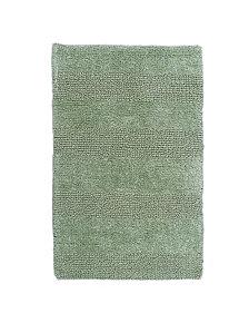 Wide Cut 20x30 Cotton Bath Rug