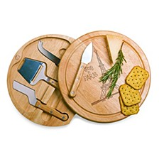Toscana® by Disney's Ratatouille Circo Cheese Cutting Board & Tools Set