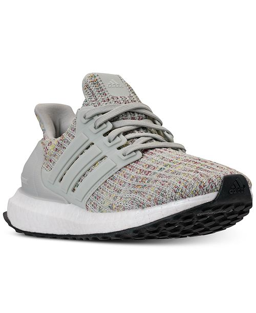 7bcff8d32 adidas Boys  UltraBOOST Running Sneakers from Finish Line   Reviews ...