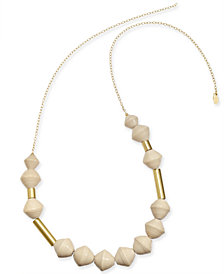 Thirty One Bits Karis Chunky Scoop Necklace from The Workshop at Macy's