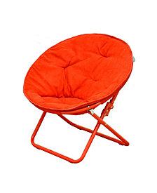 Heritage Club Saucer Chair
