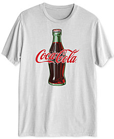 Coca-Cola Throwback Men's Graphic T-Shirt