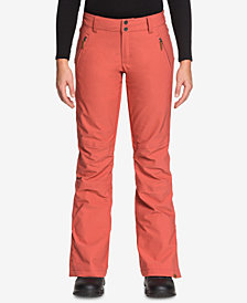 Roxy Juniors' Cabin Snow Pants