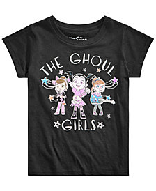 Disney Little Girls Ghoul Girls Graphic T-Shirt