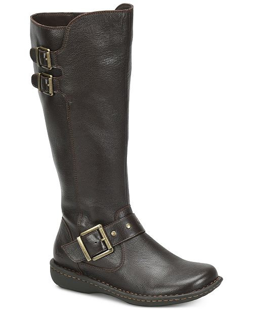 b.o.c. Oliver Riding Leather Boots