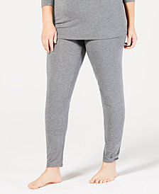 Cuddl Duds Plus Size Softwear Stretch Leggings