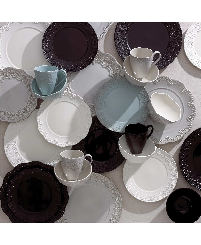 black lenox china