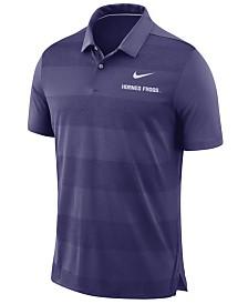 Nike Men's Texas Christian Horned Frogs Early Season Coaches Polo