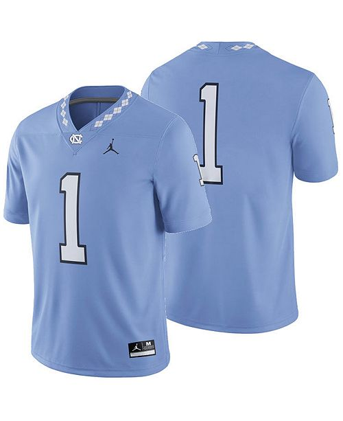 Nike Men's North Carolina Tar Heels Football Replica Game Jersey