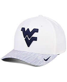 Nike West Virginia Mountaineers Arobill Swoosh Flex Cap