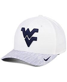 Nike West Virginia Mountaineers Arobill Swoosh Flex Cap