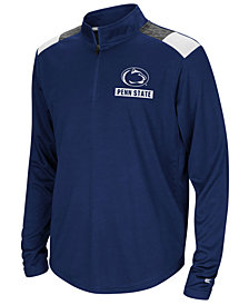 Colosseum Penn State Nittany Lions 99 Yards Quarter-Zip Pullover, Big Boys (8-20)