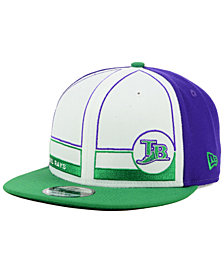 New Era Tampa Bay Rays Topps 1983 9FIFTY Snapback Cap
