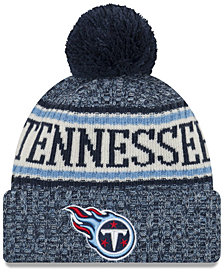 New Era Tennessee Titans Sport Knit Hat