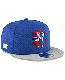 New Era Boys' Buffalo Bills Sideline Road 9FIFTY Cap