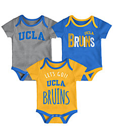 Outerstuff UCLA Bruins Lil Tailgater 3 Piece Set, Infants (0-9 Months)