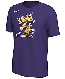 Men's LeBron James Los Angeles Lakers King's Crown T-Shirt