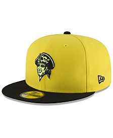 New Era Boys' Pittsburgh Pirates Players Weekend 59FIFTY FITTED Cap