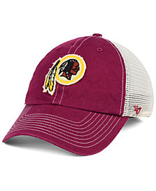 '47 Brand Washington Redskins Canyon Mesh CLEAN UP Cap