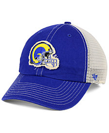 '47 Brand Los Angeles Rams Canyon Mesh CLEAN UP Cap