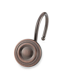Shower Hooks - Circle - Oil Rubbed Bronze