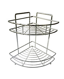2-level Chrome Shower Caddy
