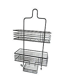 Chrome Shower Caddy with Soap Tray