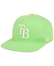 '47 Brand Tampa Bay Rays Island Snapback Cap