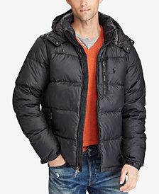Polo Ralph Lauren Men's Big & Tall Water-Repellent Down Jacket