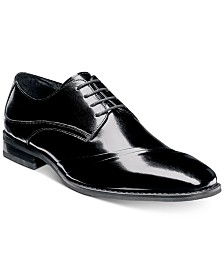 Stacy Adams Men's Talmadge Folded Vamp Oxfords