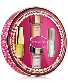 에스티로더 4PC 향수 선물 세트 Estee Lauder 4-Pc. Fragrance Treasures Gift Set