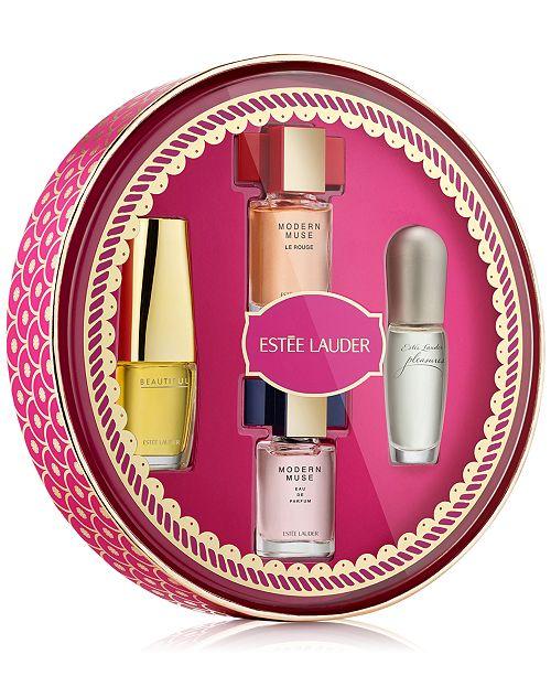 ... Estee Lauder 4-Pc. Fragrance Treasures Gift Set ...