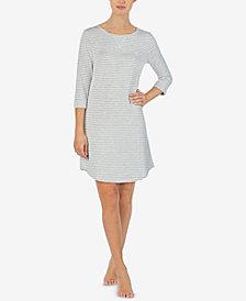 Lauren Ralph Lauren Striped Nightgown