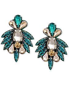 Deepa Crystal Drop Earrings