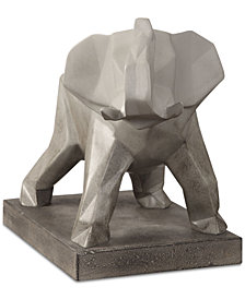 Uttermost Duke Elephant Sculpture